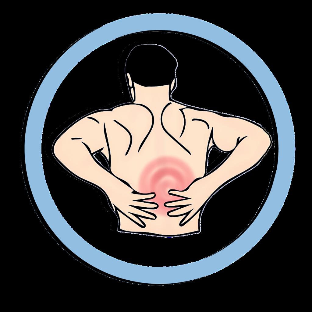 dolore alla schiena lombalgia