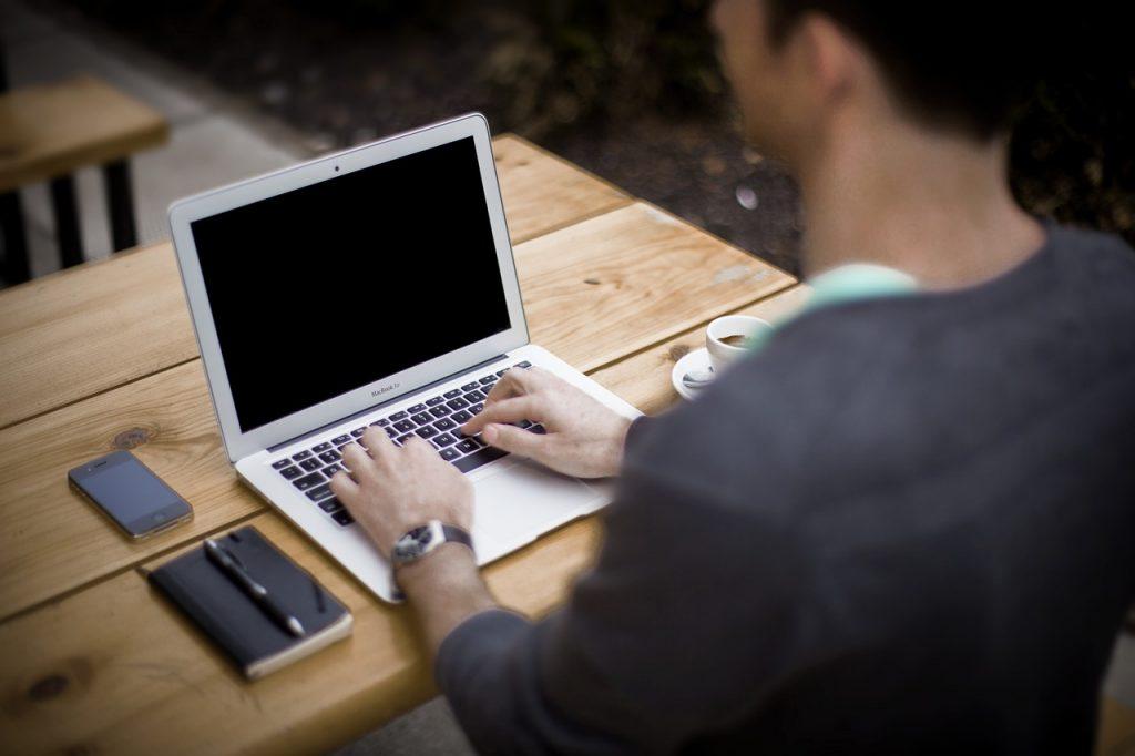 postura al computer