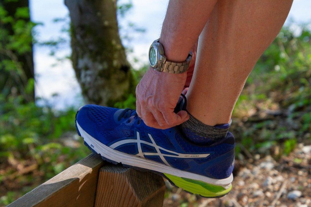 scarpe per camminare