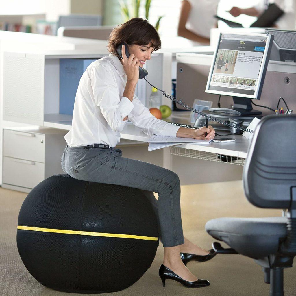 sedia palla ufficio